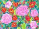 Peonies & Tulips
